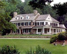 Leopard Lake Road Residence | Archer & Buchanan Architecture, LTD.