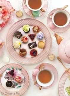 Tea & Pretty Pastries