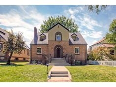 Stately Tudor Remodel in #Hilltop.  View the status of home and more details at http://www.kathymcbane.com/gorgeous-remodel-of-stately-hilltop-tudor/