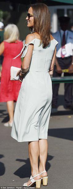 Pippa Middleton today