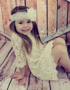 Kutie Tuties - Lace Dress, Flower girl dress, for my girls Wedding Bridesmaid Dresses, Wedding Attire, Sequin Bridesmaid, Lace Wedding, Dream Wedding, Wedding Rustic, Wedding Vintage, Trendy Wedding, Wedding Ideas