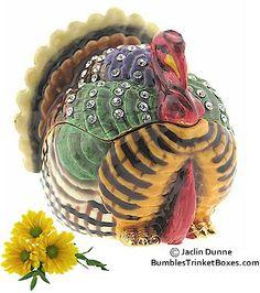 Not Limoges Trinket Box: Turkey