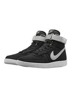 Nike Vandal High Sp in Black/Silver #Nike #Surrenderstore #Surrenderous…