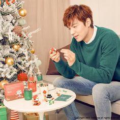 Lee Min Ho, Innisfree Instagram update.
