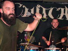Clutch - awesome Beardy rock! Neil Fallon will eat your soul