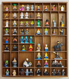 Ideas. Creative Diy Lego Display Come With Beautiful Wall Storage With Various Sizes And Beautiful Decorative Wooden Storage. Inspiring Lovely Cool Photo Display Ideas