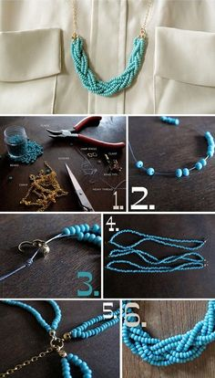 Create your own jewelry. Express your unique style.