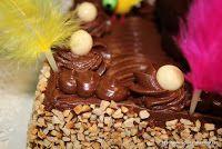 La cuina de sempre: Mona de Pasqua (Trufa)