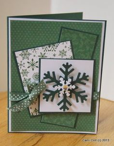 Snowflake card ~Each Snowflake is unique, just like you. May your Birthday Sparkle & Shine !