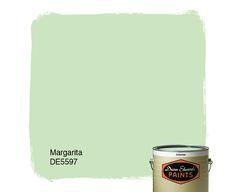 Dunn-Edwards Paints paint color: Margarita DE5597 | Click for a free color sample