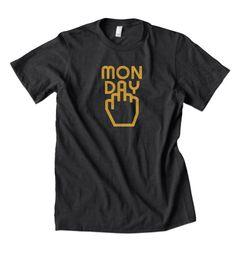 Monday Sucks  • via MindHarvest