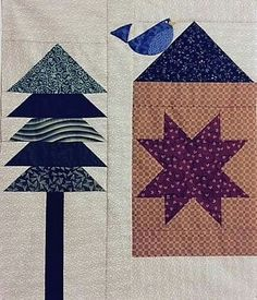 Thank you Paula Lidyoff for sending us a picture of your block #10 to share! Instructions now available on our Facebook page as well as on our webpage at www.nikkisquiltshop.com