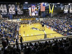Rhodes Athletic Center. University of Akron.