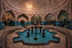 Qajar Bathhouse - Qazvin - Iran