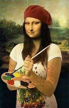 Mona Artist painter