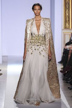 Zuhair Murad -this would make a lovely and out-standing wedding gown.