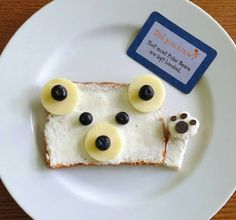 Polar Bear Toast