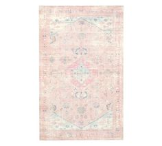 Sophia Printed Rug | Pottery Barn Kids