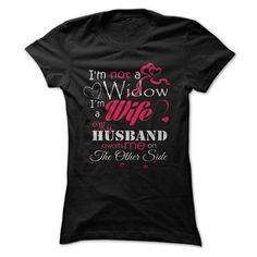 IM NOT A WIDOW T-Shirts, Hoodies. ADD TO CART ==► Funny Tee Shirts