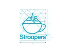 Stroopers by Moisés Guillén Romero, via Behance