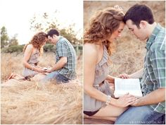 Le Magnifique Blog: Featured Couple: Cari & Morgan | A Southern California Engagement Session by Kristen Booth Photography !