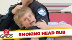 Funny Gags - Cop Gives Kid a Smoking Noogie ! Prank Videos, Videos Funny, Viral Videos, Funny Gags, Funny Memes, Hilarious Jokes, Best Memes, Dankest Memes, Just For Laughs Gags