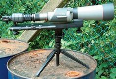 PROMS Long range rural video surveillance system.