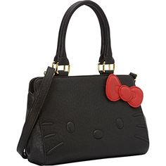 hello kitty shoulder bag black quilt - Google Search