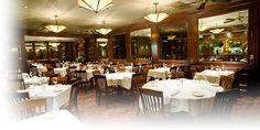 Del Frisco's Double Eagle Steak House 5251 Spring Valley Rd Dallas, TX 75254 Hrs. 5:00–10:00 pm delfriscosDOTcom/dallas