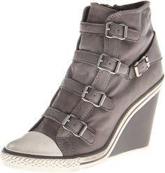 Para estar siempre fashion asi tengamos un look sport http://www.entrebellas.com