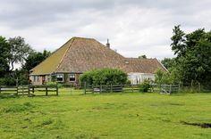 Te koop aan de Keinsmerweg 86 in 't Zand. Woonboerderij / Stolp (paardenobject) met 10 kamers aan de Keinsmerweg 86 - Klaver Makelaardij