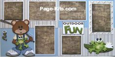 Outdoor Fun Page Kit. Direct Link: http://www.page-kits.com/item_768/Outdoor-Fun-Page-Kit.htm