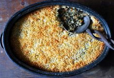 david tanis's lentil & sausage cassoulet | the yellow house