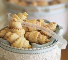 Cinnamon-Walnut Crescent Cookies (aka Sugar Between the Sheets from Cookie Swap)