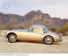 MG Coupe 1958