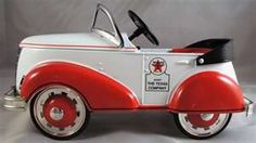 1940 Gendron Pedal Car Convertible & Wrecker cute