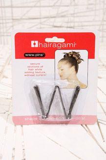 Hairagami WWW Clips