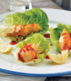 Recetas de pescado empanizado