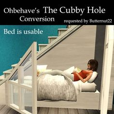 Ohbehave Cubby Hole by Kitkat – Social Sims