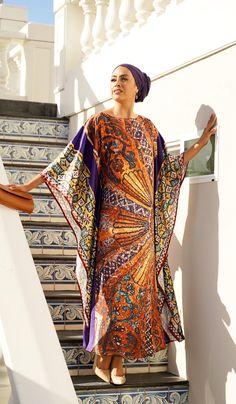 Source by eseekama dresses muslim Kaftan Abaya, Caftan Dress, Western Formal Dresses, Kaftan Style, Muslim Dress, Turban Style, Hijab Chic, Abayas, African Wear