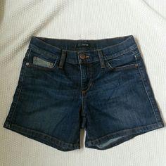 Joe's jean shorts size 25 Inseam about 4.5 inches Joe's Jeans Shorts Jean Shorts