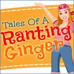 Excited to be a new contributor to Tales of a Ranting Ginger
