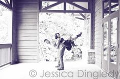 Fun Engagement Photography Pose!