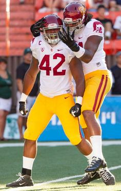 New York Giants draft line backer Devon Kennard from U.S.C. in fifth round, 174th overall Saturday, May 10, 2014