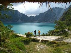 May 2019 - Mount Pinatubo is an active stratovolcano in the Cabusilan Mountains on the island of Luzon, near the tri-point of the Philippine provinces of Zambales, Tarlac, and Pampanga. Angeles City Philippines, Philippines Vacation, Philippines Travel Guide, Boracay Philippines, Mount Pinatubo, Subic Bay, Philippine Holidays, Glacier Lake, Earth