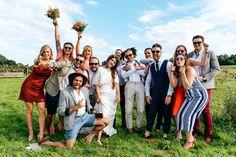 Alternative Wedding Photos – Chilli Barn, Otley – Daisy & Dan