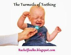 Inside the Lunchbox: The Turmoils of Teething