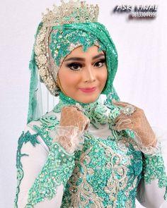 "267 Suka, 4 Komentar - ASRI HIJAB (@asri_hijab_wedding_organizer) di Instagram: ""ASRI HIJAB RIAS PENGANTIN KHUSUS HIJAB,  SPESIALIS MAKE UP NO CUKUR ALIS DGN PERIAS2 WANITA TULEN…"""