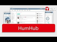 Schick und Open Source: Mit HumHub hostest du dir dein Social Intranet selbst [Screencast] » t3n