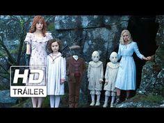 Miss Peregrine y los Niños Peculiares | Trailer Oficial Subtitulado | Próximamente- Solo en cines - YouTube